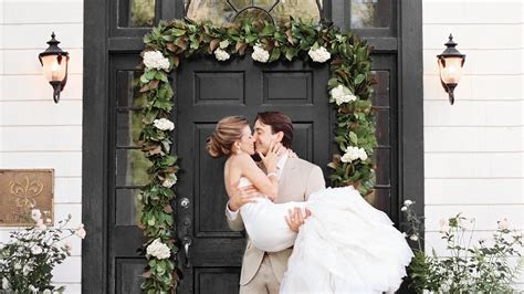Joanna and Kyle?s Outdoor Wedding in Charlottesville