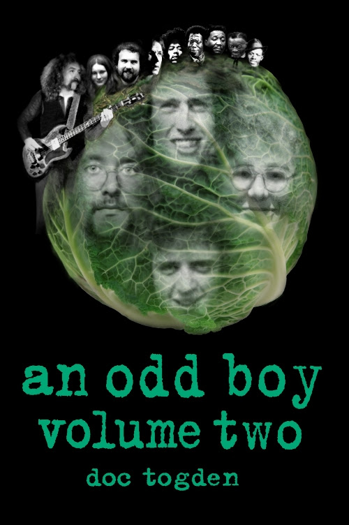 an odd boy - vol. 2