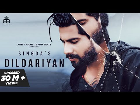 DILDARIYAN (Official Video) Singga   Latest Punjabi Songs 2020   New Punjabi Songs 2020