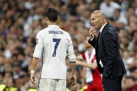 The successor behind the succession: How Zidane expertly managed Ronaldo