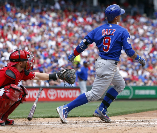 Chicago Cubs vs. Cincinnati Reds - 7/4/16 MLB Pick, Odds, and Prediction