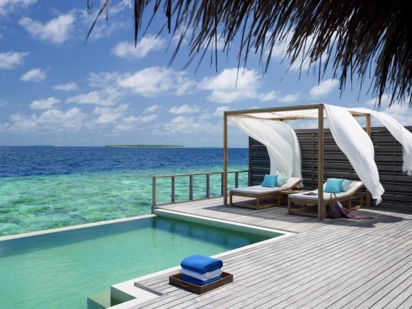perierga.gr - Ολόκληρο νησί, ένα υπερπολυτελές ξενοδοχείο!