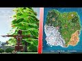 Holiday Trees Fortnite Map