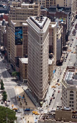 Flatiron Building, Manhattan, New York, USA, by jmhdezhdez