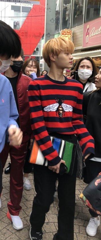오늘자 일본에서 길캐 당한 아이돌 ㅋㅋㅋㅋㅋㅋㅋ | 인스티즈