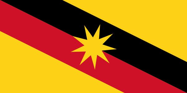 Bendera Sarawak