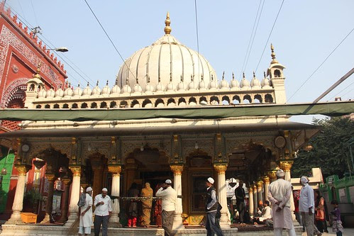 The Dargah Nizamuddin Aulia Delhi by firoze shakir photographerno1