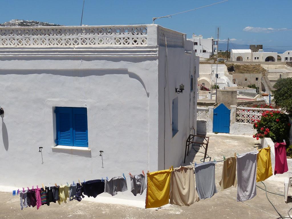 Karterados, Santorini
