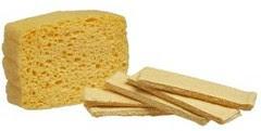 Cellulose Pop-Up Sponges