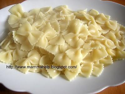cucinare pasta