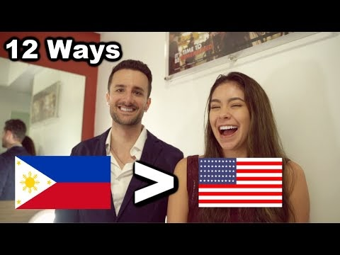 12 Ways The Philippines Is Better Than America