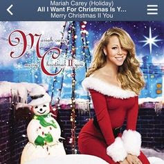 """You tell yourself that putting """"All I Want For Christmas Is You"""" on your Mariah Carey iTunes shuffle won't lead you down a Christmas spiral.   21 Signs You're Addicted To Christmas Music"""