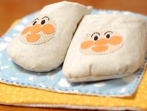 Anpanman slippers