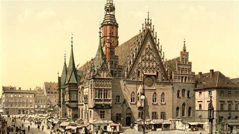 Poland palace breslau, wroc?aw old photo photography