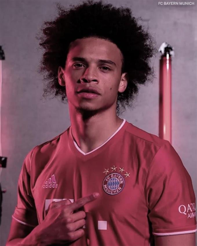 Sane Seals €49m Bayern Munich Move (Photos)