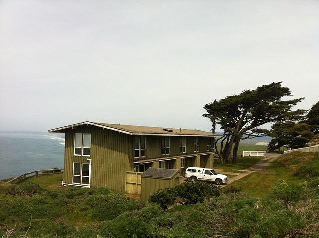 Point Reyes ranger living quarters