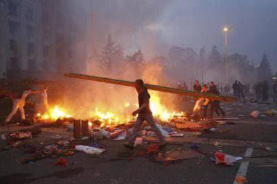 В фашистской бойне в Одессе повинен Вашингтон