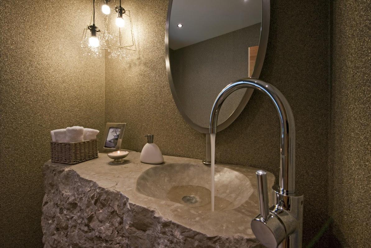 Resort Property In Leukerbad, Switzerland by Marc Michael Interior Design