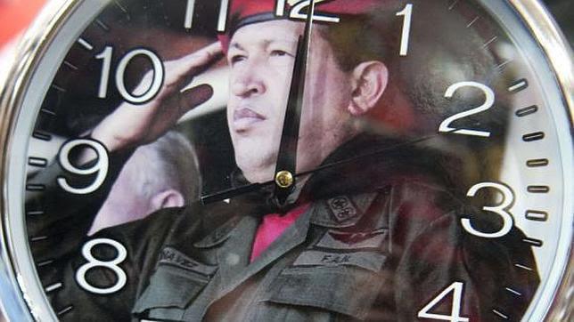 Chávez sufrió un infarto de miocardio durante una operación