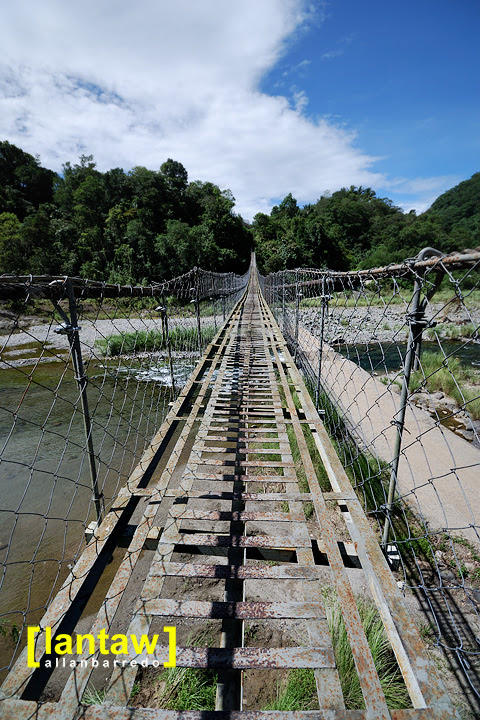 Baset Hanging Bridge