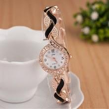 2019 New Brand JW Bracelet Watches Women Luxury Crystal Dress