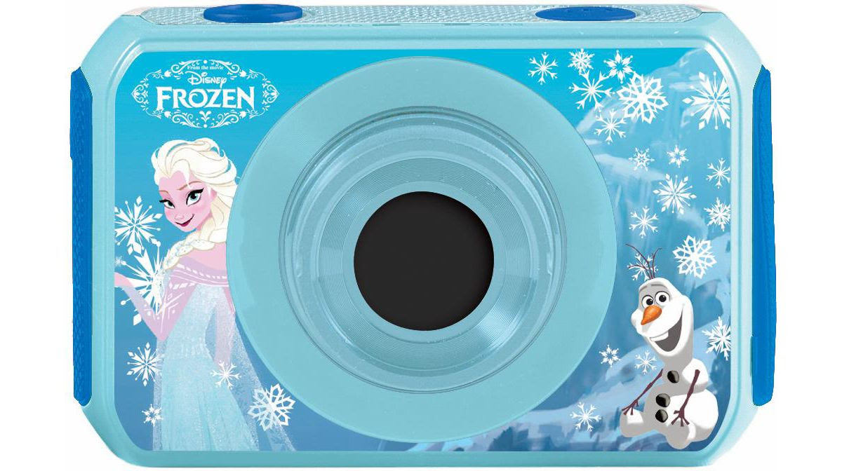 Lexibook Kinder Action Kamera Move Cam Disney Frozen