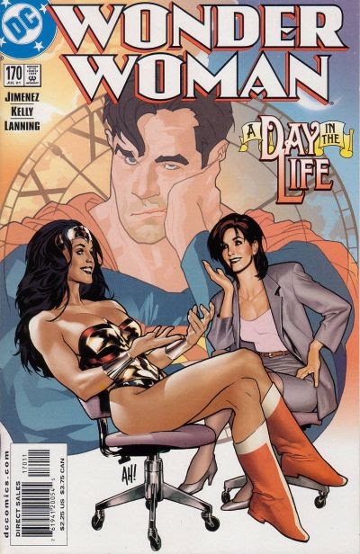 Lois Lane could have a show too; especially if she could get Wonder Woman.