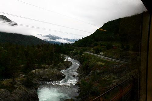 Amazing Rauma Railway from Åndalsnes to Oslo