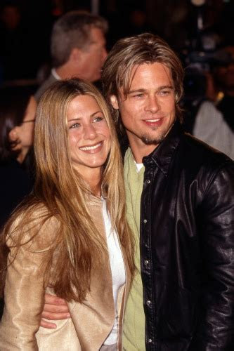 Celebrity Wedding Anniversary: Brad Pitt and Jennifer