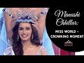 Indian beauty Manushi Chillar wins 2017 Miss World. 17 years since India's last win