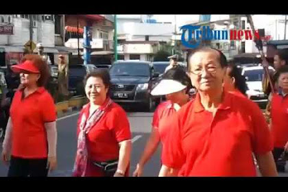 Festival Perayaan Meriah Peringatan Ulang Tuhan Kwan Kong