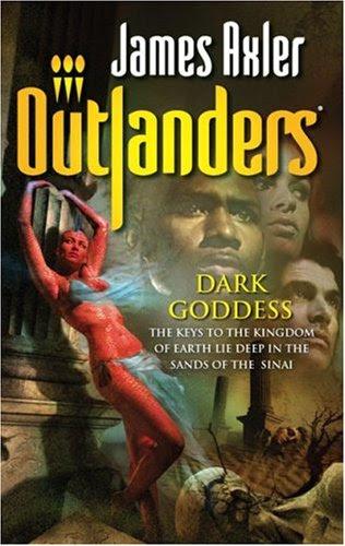 Dark Goddess (Outlanders, #43)