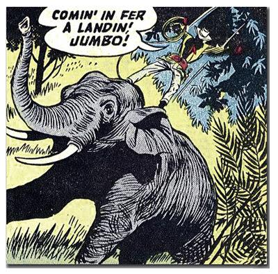 Hooded Horseman #27 - Jumbo