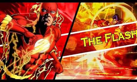 The Flash - Planeptune