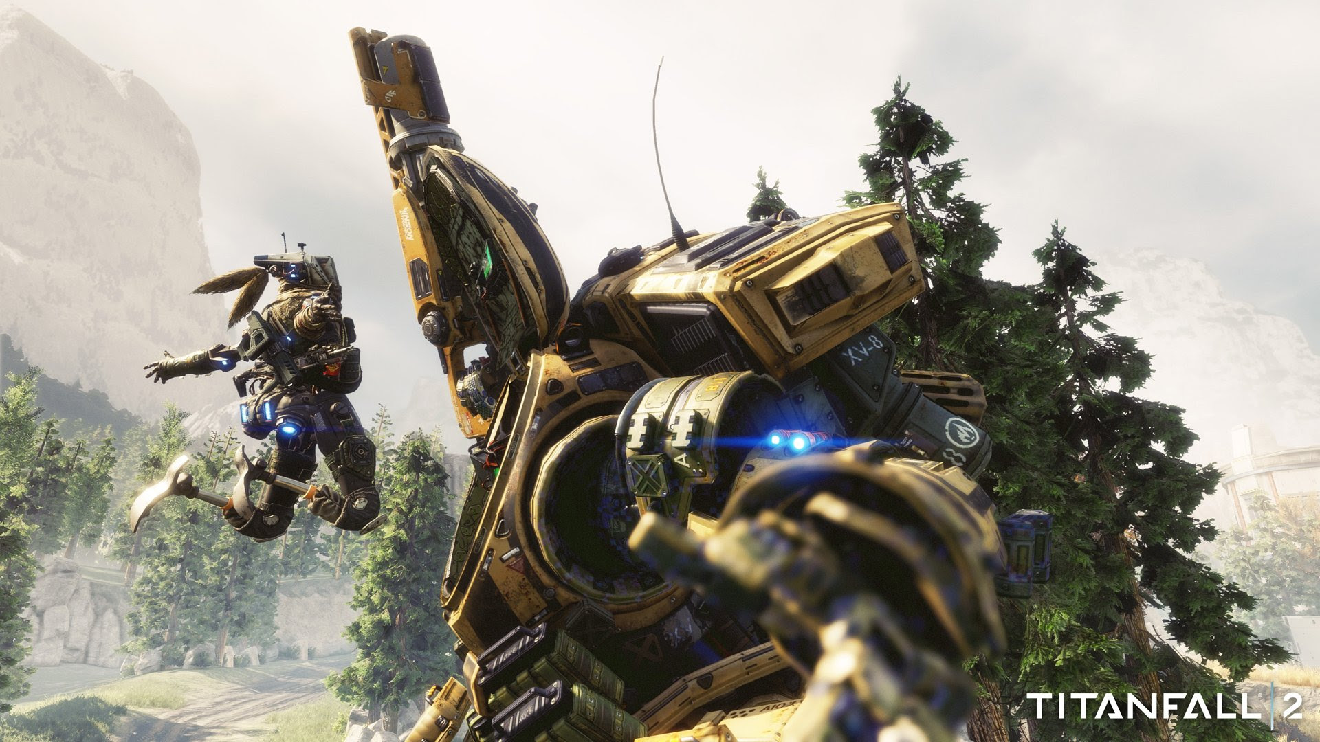 Titanfall 2 Deluxe is only $20 for consoles right now screenshot