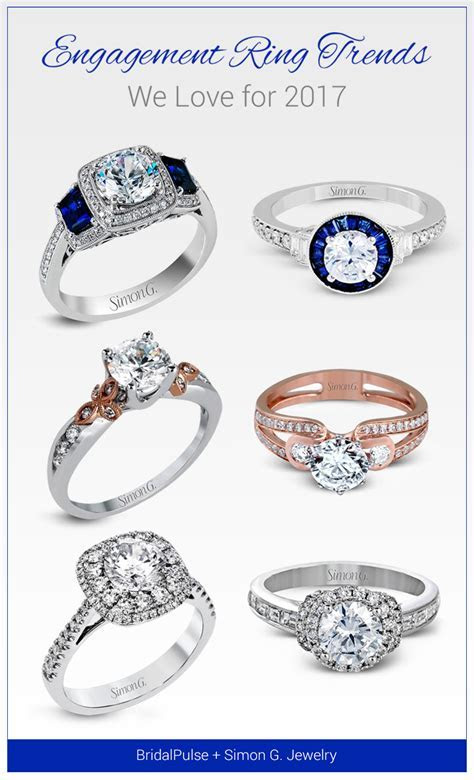 Engagement Rings: 2017 Trends We Love, PLUS: Necklace