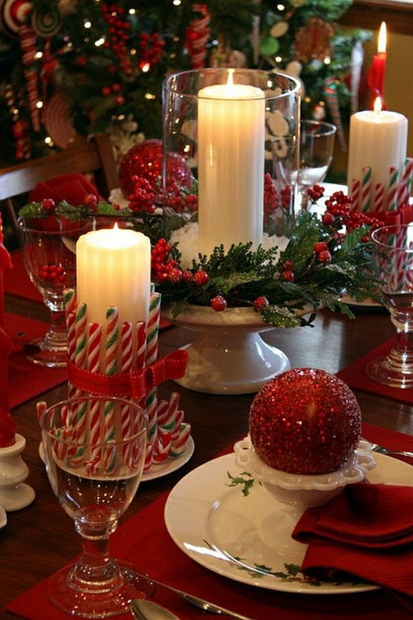 Christmas decoration ideas small apartment giveaway party