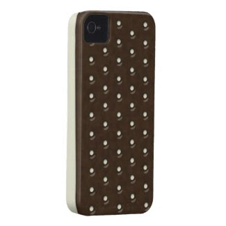 Ice Cream Sammich iPhone 4 Case-Mate Case