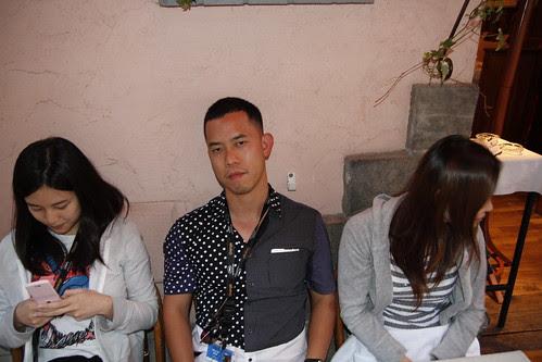 Fooi Mun, Ming Jin and Tomoko