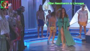 Filipa Nascimento sensual na novela Vidas Opostas