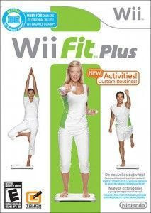 Video juego wii fit plus para hacer deporte