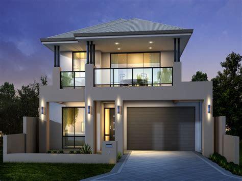 modern  storey house designs simple modern house
