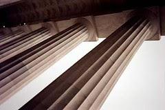 Lincoln Memorial Columns