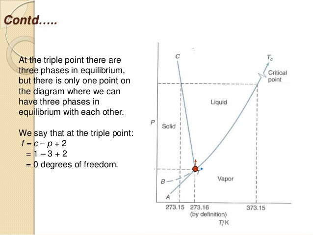 29 Degrees Of Freedom Phase Diagram