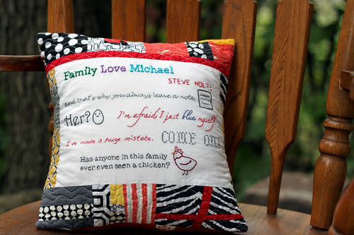 Arrested Development Pillow