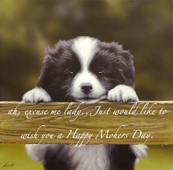 Image result for Happy pet mother's day