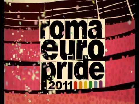 roma europride 2011: ecco lo spot ufficiale