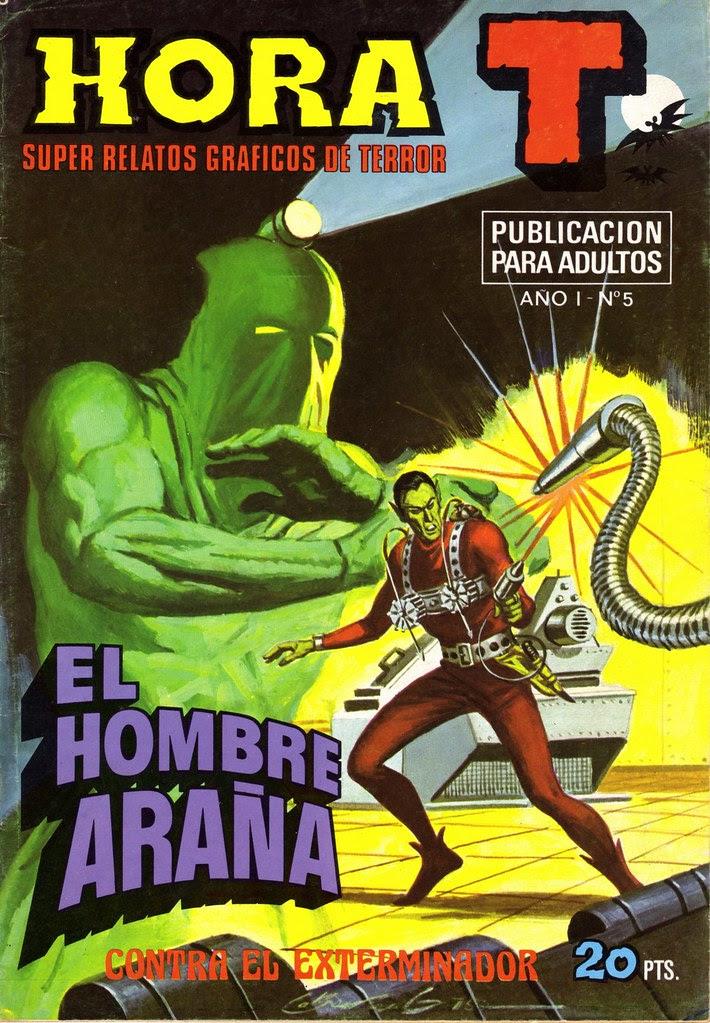Antonio Bernal - Hora T (issue 5) 1975