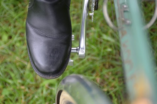 Toe and Front Wheel, Turn
