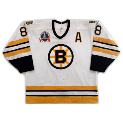 Boston Bruins 89-90 SCF jersey, Boston Bruins 89-90 SCF jersey
